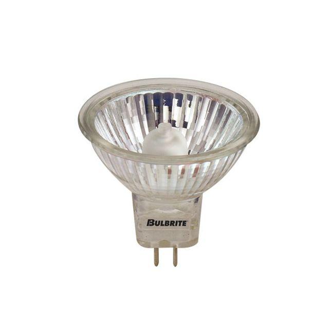 MR16 GU5.3 Base 35W 120V 36 Deg 2900K Lens  by Bulbrite