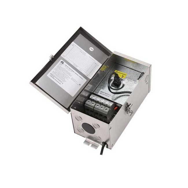 300W 12V Outdoor Magnetic Transformer  by SPJ Lighting