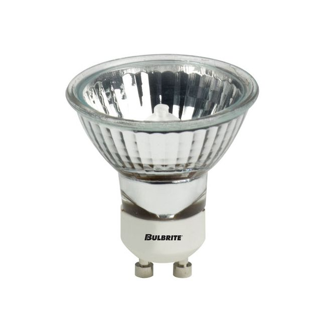 MR16 GU10 Base 20W 120V 36 Deg 2900K Lens  by Bulbrite