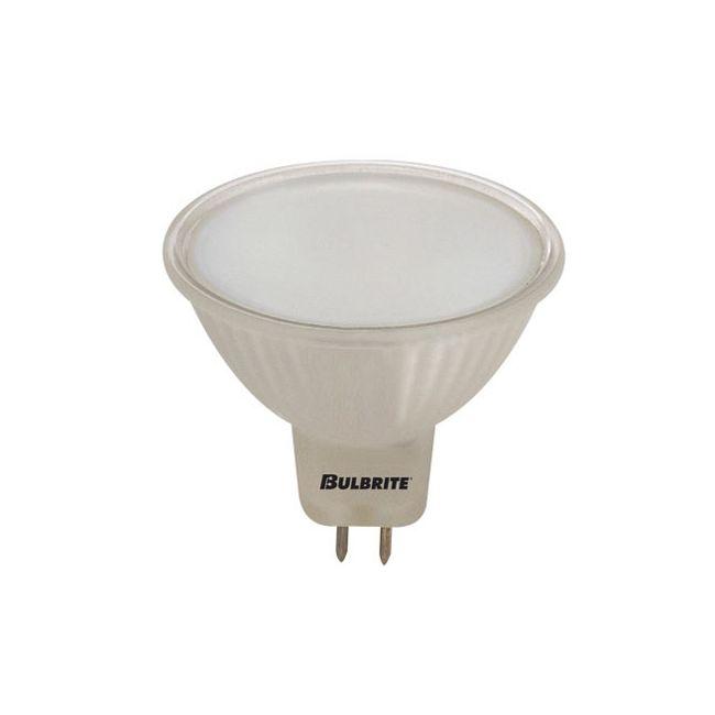 MR16 GU5.3 Base Total Frost 20W 12V 36Deg 2900K Lens by Bulbrite | 636120