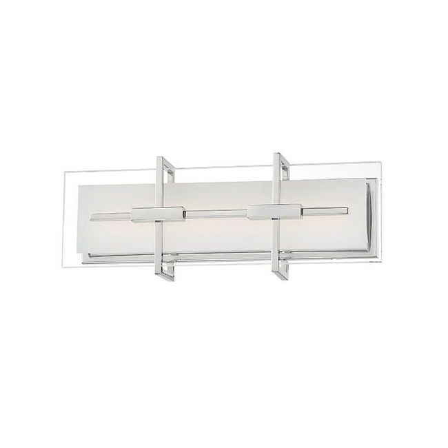Seismic Bathroom Vanity Light  by Modern Forms