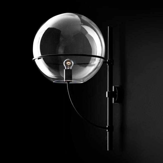 Lyndon Outdoor Wall Light  by Oluce Srl