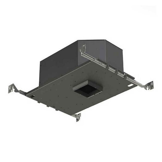 3IN RD Flanged Adjustable New Construction IC Housing  by Element by Tech Lighting