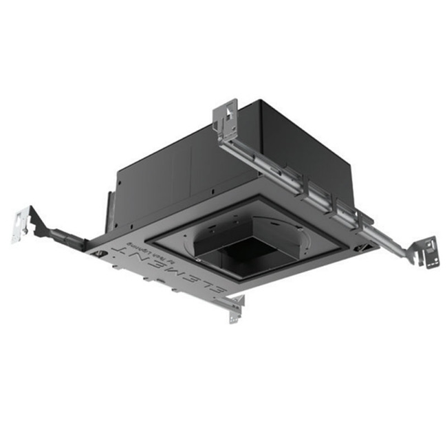 3IN RD Flanged Fixed New Construction IC Housing  by Element by Tech Lighting