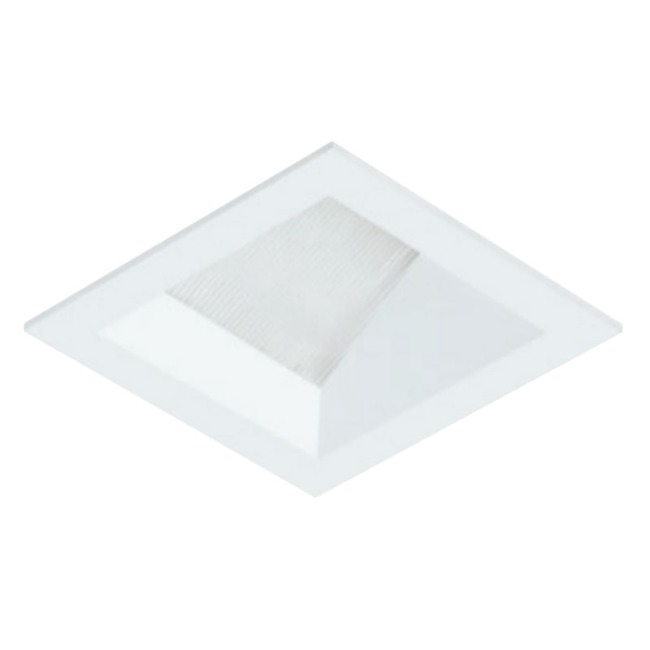 3 Inch Square Flanged Wall Wash Trim  by Element by Tech Lighting