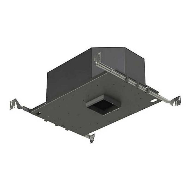 3 IN SQ Flangeless Wall Wash Non-IC Housing 90CRI  by Element by Tech Lighting
