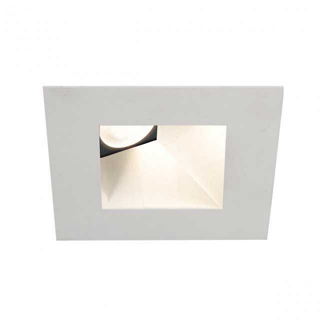 Tesla Pro 3.5IN Square 30-45 Adjustable Trim  by WAC Lighting
