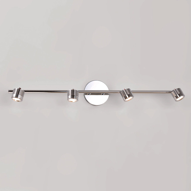 Vector 4-Light Wall / Ceiling Mount Rail Kit  by WAC Lighting