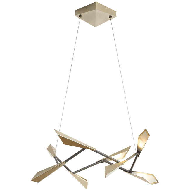 Quill LED Pendant  by Hubbardton Forge