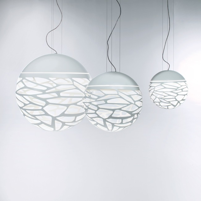 Kelly Sphere Pendant by Studio Italia Design  by Studio Italia Design