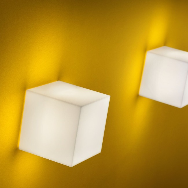 Beetle Mini Cube Wall / Ceiling Light  by LODES