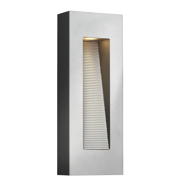 Luna Rectangle Outdoor Wall Light  by Hinkley Lighting
