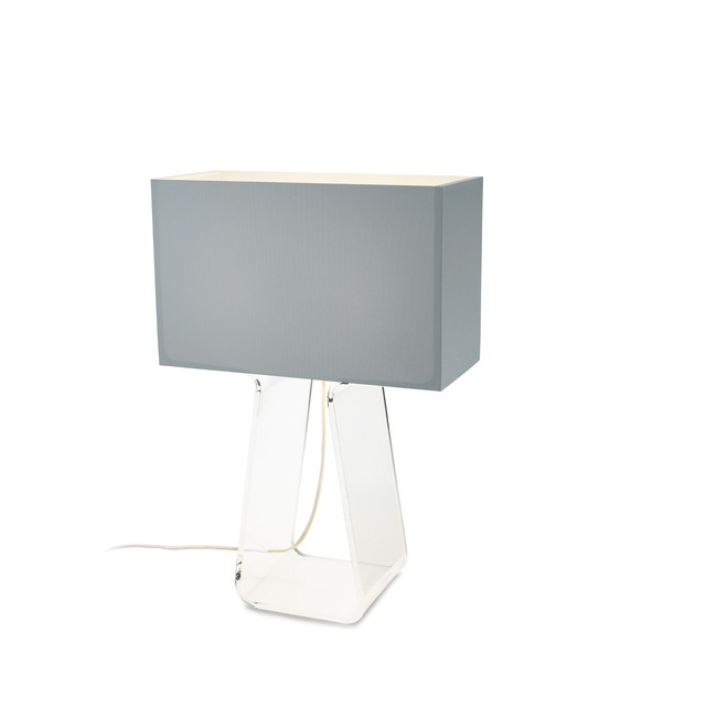 Tube Top Classic Table Lamp  by Pablo