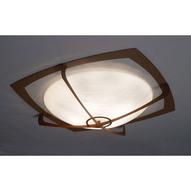 Synergy 0490 Ceiling Flush Mount  by UltraLights