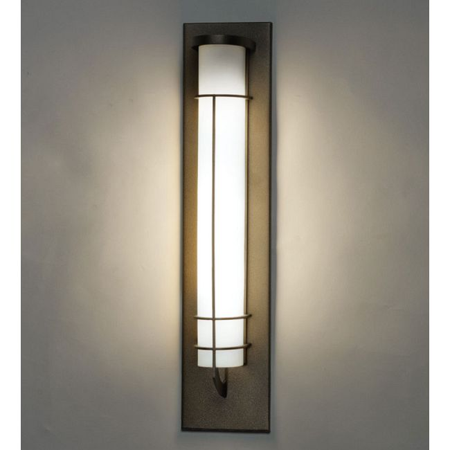Synergy Long Rectangular Outdoor Wall Sconce  by UltraLights
