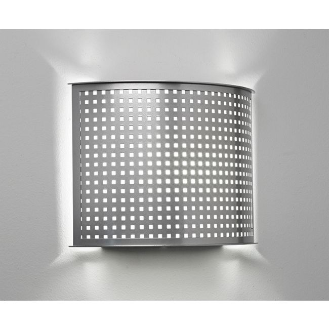 Clarus Rounded Square Cutout Wall Light  by Ultralights