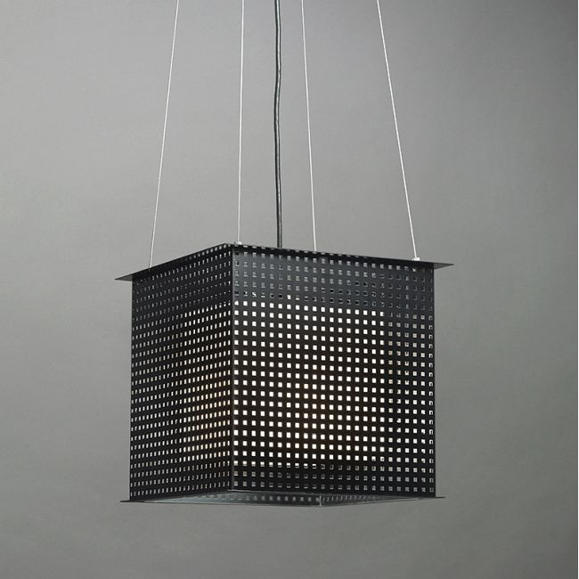 Clarus Square Shade Square Cutout Pendant  by Ultralights