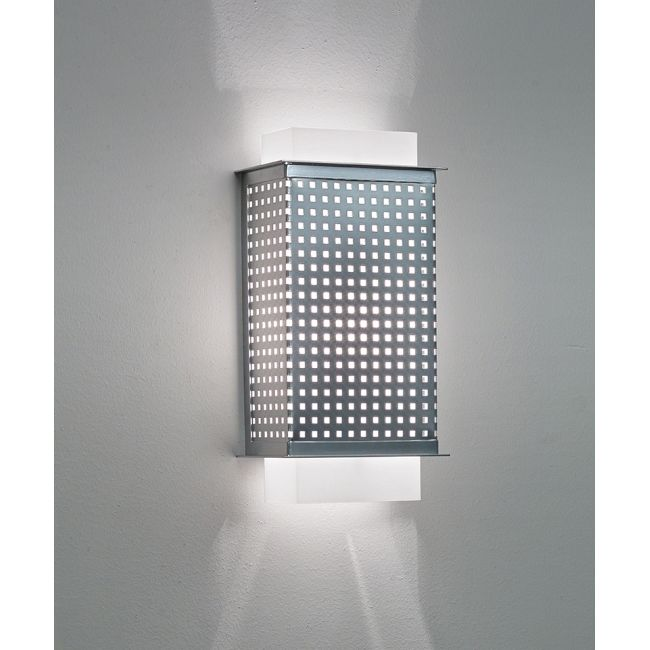 Clarus Squared Square Cutout Wall Light  by Ultralights