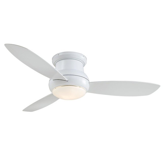 Concept II Outdoor Ceiling Fan with Light  by Minka Aire