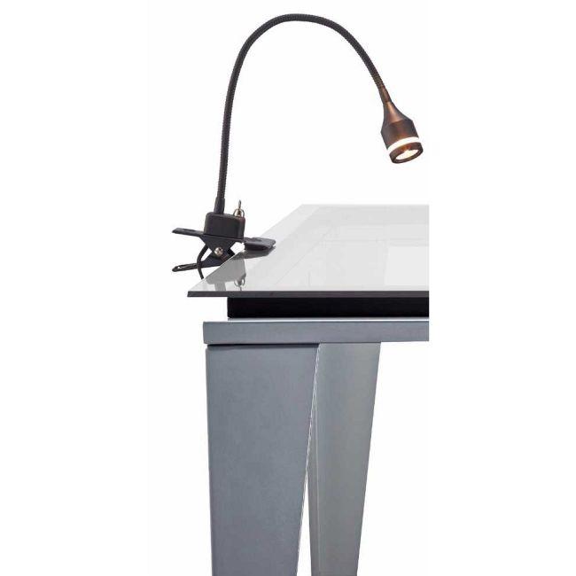 Prospect Clip Lamp  by Adesso Corp.