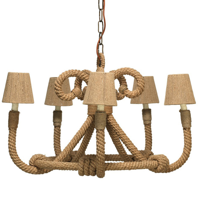 Nautique Chandelier  by Jamie Young Company