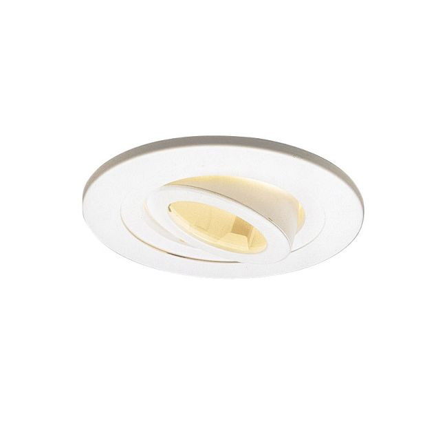 R4-488 4 Inch Round Adjustable Spot Trim by Beach Lighting | r4-488w