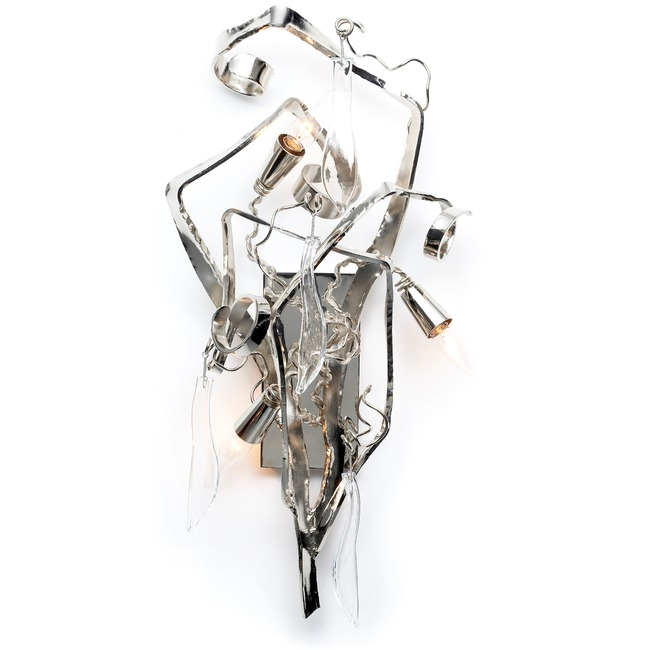 Delphinium Wall Sconce by Brand Van Egmond | DW35NU