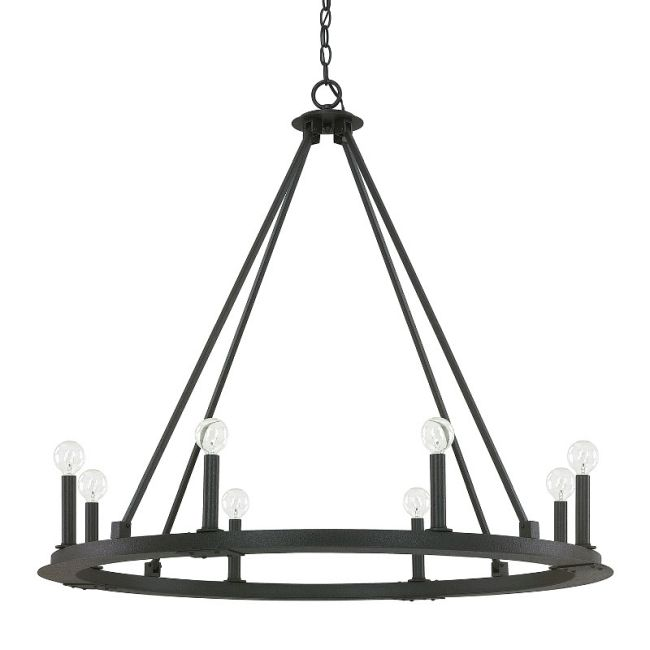 Pearson Chandelier  by Capital Lighting