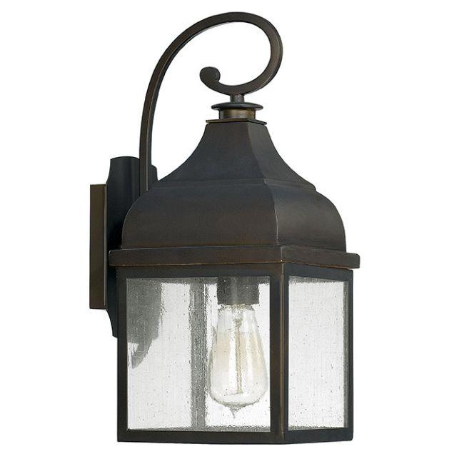 Westridge Outdoor Wall Lantern  by Capital Lighting