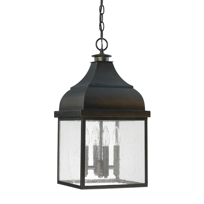 Westridge Outdoor Pendant  by Capital Lighting
