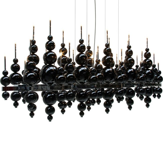 Tears From Moon Linear Chandelier  by Ilfari