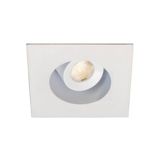 LEDme 1IN Square Adjustable Downlight Trim & Housing  by WAC Lighting