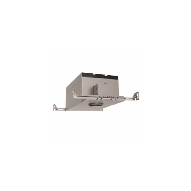 Low Voltage 3.5IN New Construction Magnetic IC Housing  by Contrast Lighting