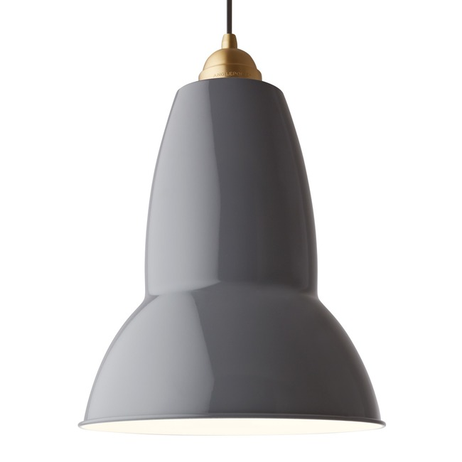 Original 1227 Brass Pendant  by Anglepoise