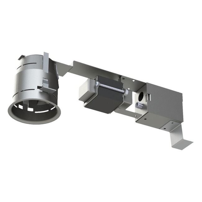 IT5000CM 2.5 Inch 20W MLV Non-IC Remodel Shallow Housing by Contrast Lighting | IT5000CM