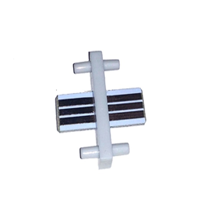 Ultra Slim Undercabinet Straight Connector  by Beach Lighting
