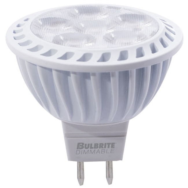 MR16 GU5.3 7.7W 12V 25Deg 2700K 90CRI  by Bulbrite