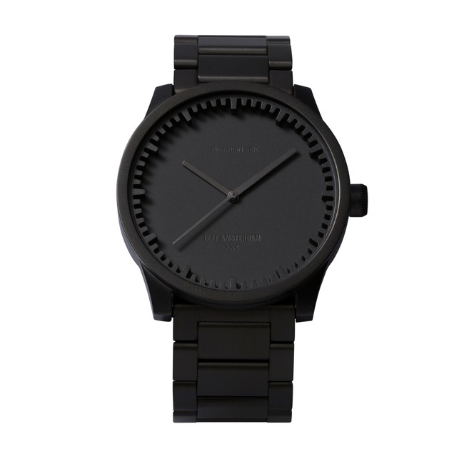S42 Steel Band Tube Watch  by LEFF Amsterdam