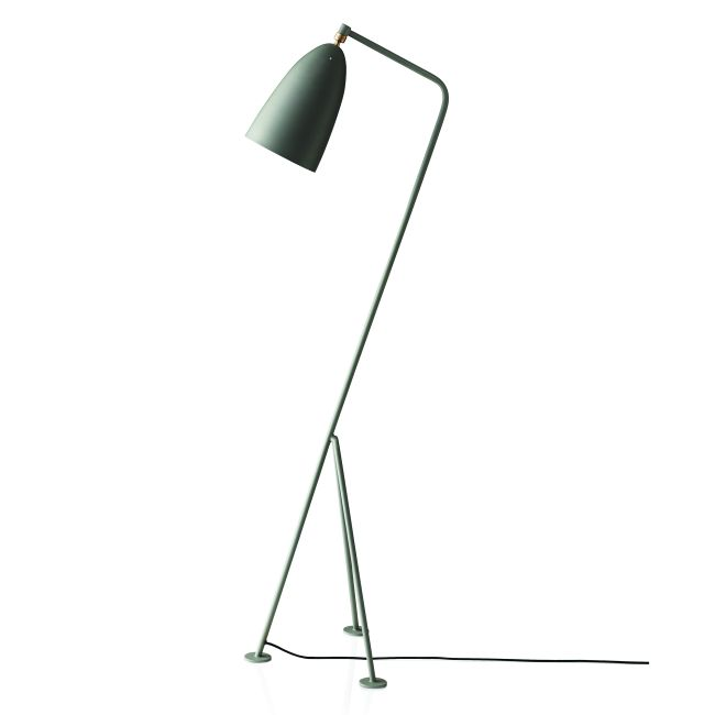 Grashoppa Floor Lamp  by Gubi