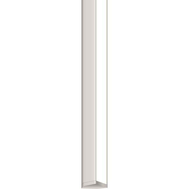 Audrey Tunable White Bath Bar w/ 4 Inch Square Canopy  by PureEdge Lighting