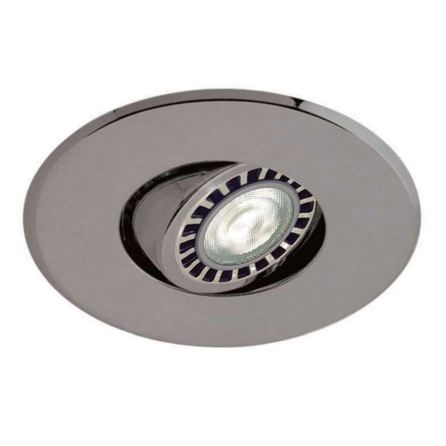 Low Voltage 3.5IN RD Beveled Adjustable Trim  by Contrast Lighting