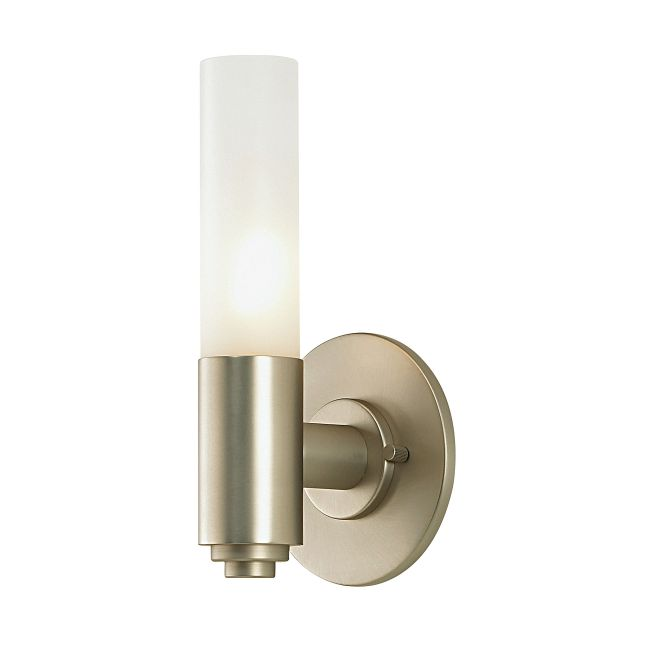 Cylinder Bath Wall Sconce  by Alico Industries
