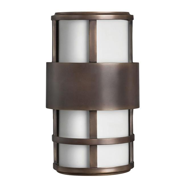 Saturn Outdoor Pocket Wall Light by Hinkley Lighting | 1908MT