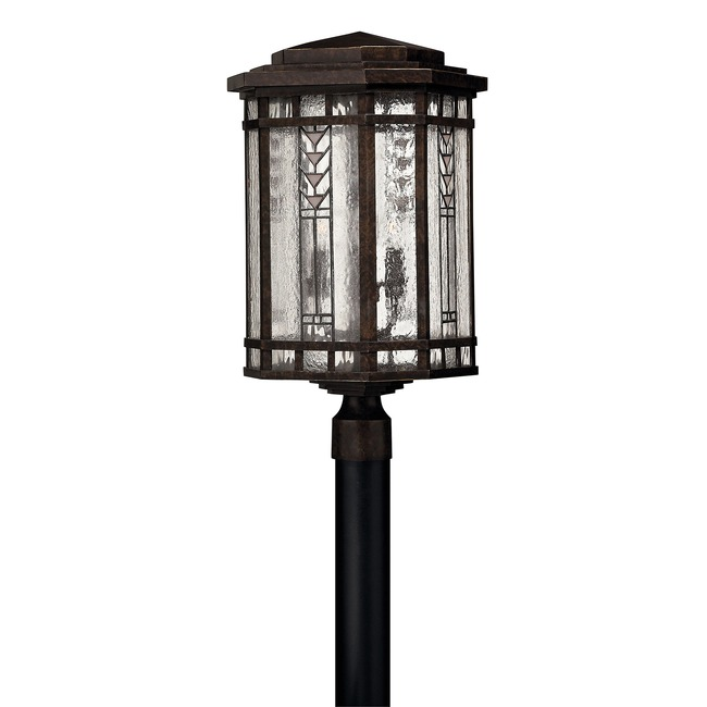 Tahoe Post Light by Hinkley Lighting | 2241RB