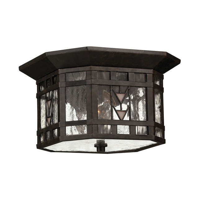 Tahoe Exterior Ceiling by Hinkley Lighting | 2243RB