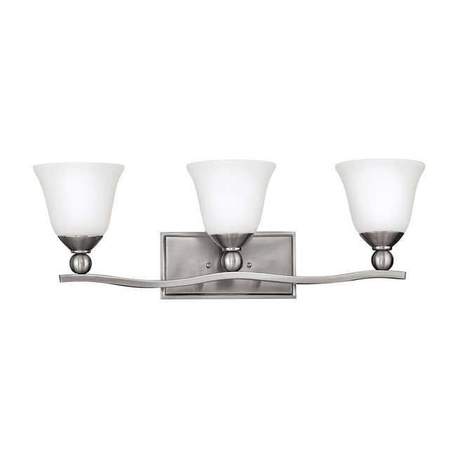 Bolla Bathroom Vanity Light by Hinkley Lighting | 5893BN