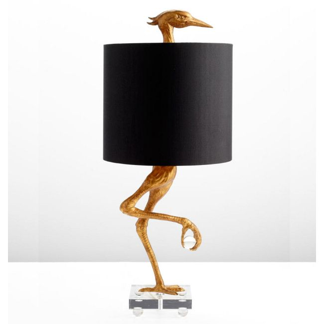 Ibis Table Lamp  by Cyan Designs
