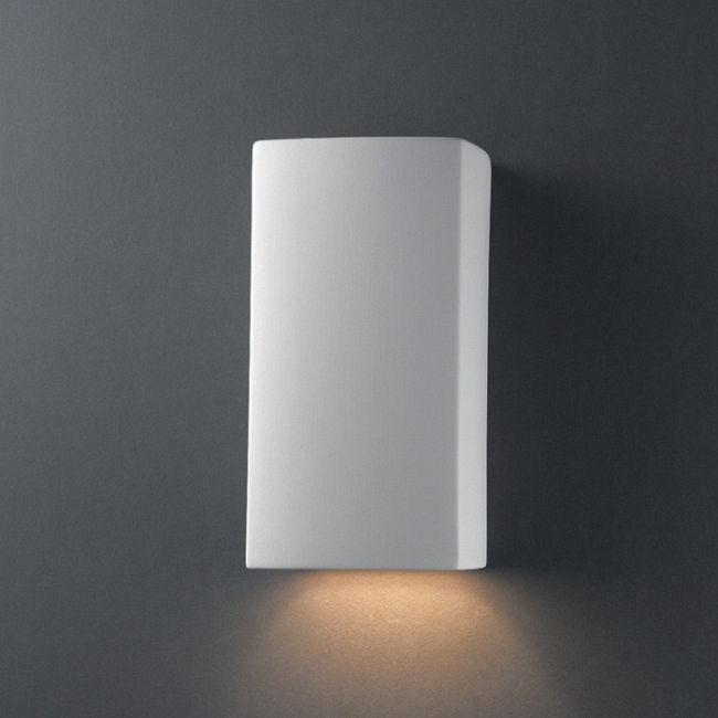 Rectangle Downlight Wall Sconce  by Justice Design
