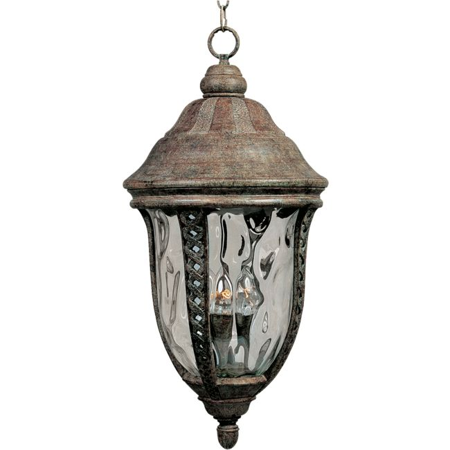 Whittier DC Outdoor Pendant  by Maxim Lighting