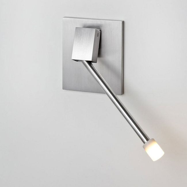Libri Snake Arm Wall Sconce by Cerno  by Cerno